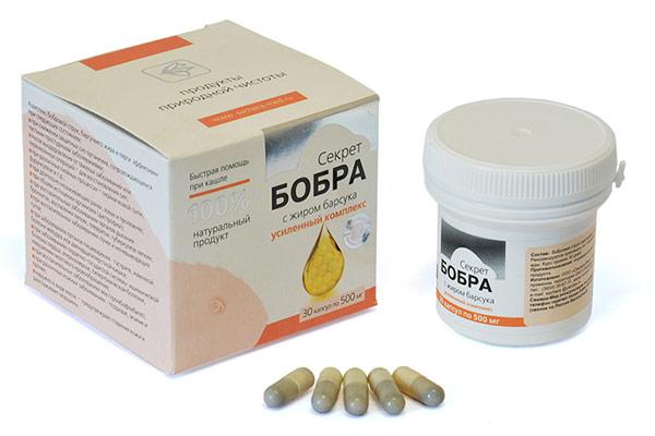 Лекарство из струи бобра