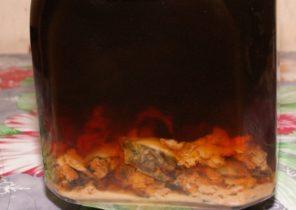 Правильная настойка из бобровой струи - Как выглядит